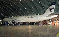 EP-IFA - Iran Air Airbus A321 aircraft