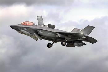 168727 - USA - Marine Corps Lockheed Martin F-35B Lightning II
