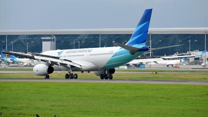 PK-GPN - Garuda Indonesia Airbus A330-200