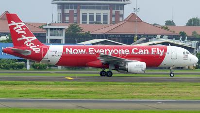 9M-AFU - AirAsia (Malaysia) Airbus A320