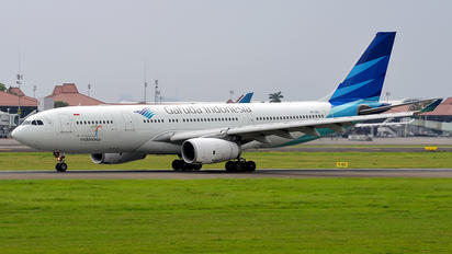 PK-GPL - Garuda Indonesia Airbus A330-200