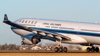B-5965 - China Southern Airlines Airbus A330-300