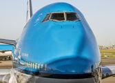 PH-BFU - KLM Boeing 747-400 aircraft