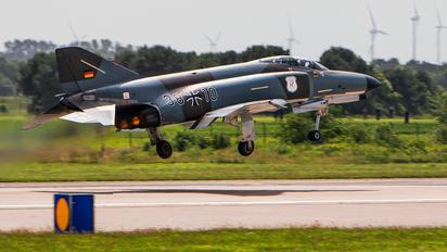 38+10 - Germany - Air Force McDonnell Douglas F-4F Phantom II