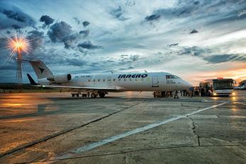 VQ-BML - Iraero Canadair CL-600 CRJ-200