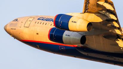 CU-T1717 - Cubana Ilyushin Il-96