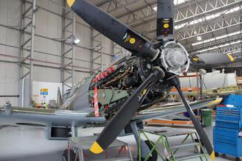 MV268 - Unknown Supermarine Spitfire FR.XIVe