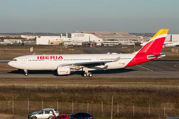 F-WWCR - Iberia Airbus A330-200