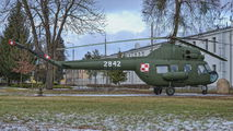 2842 - Poland - Air Force Mil Mi-2 aircraft