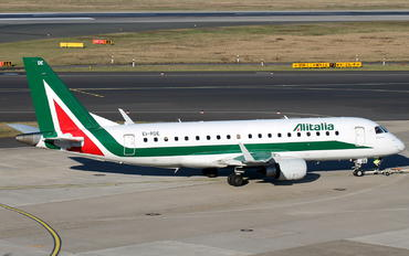 EI-RDE - Alitalia Embraer ERJ-175 (170-200)