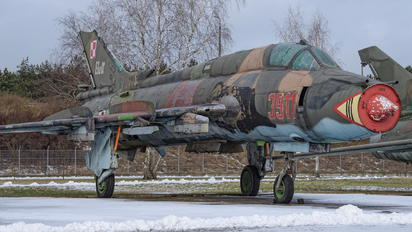 3911 - Poland - Air Force Sukhoi Su-22M-4