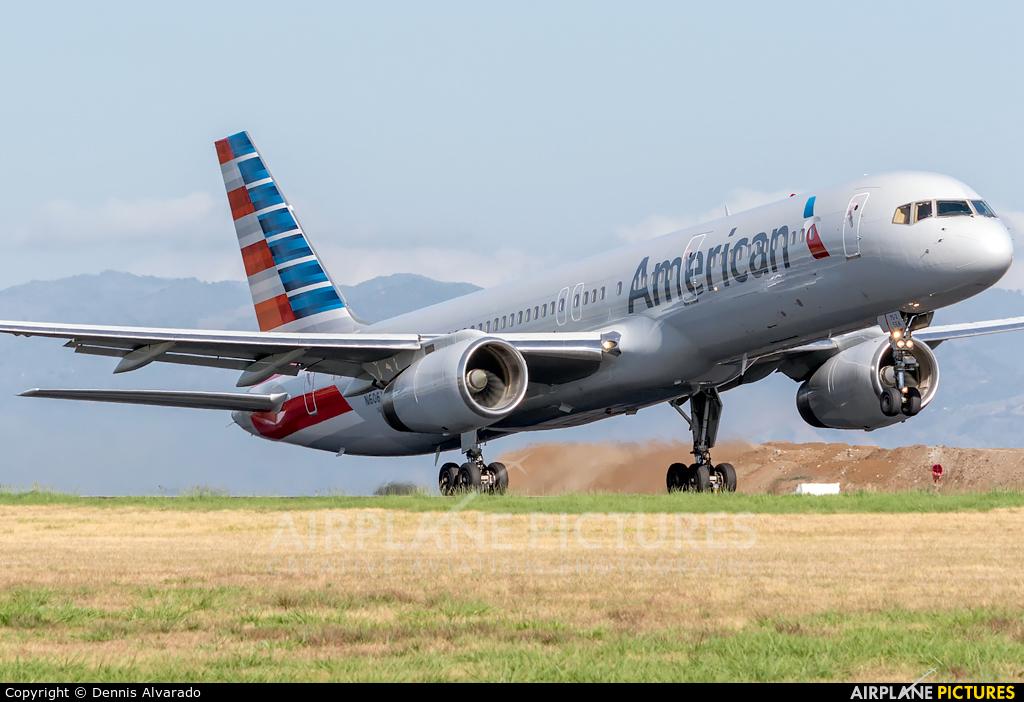 American Airlines N606AA aircraft at San Jose - Juan Santamaría Intl