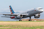 N606AA - American Airlines Boeing 757-200WL aircraft