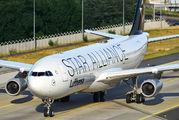 D-AIGY - Lufthansa Airbus A340-300 aircraft