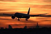 ET-ANQ - Ethiopian Airlines Boeing 777-200LR aircraft