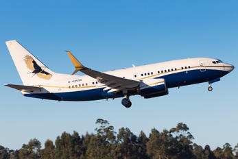 B-09590 - Private Boeing 737-700 BBJ