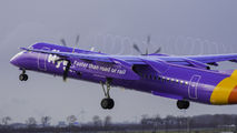 G-PRPG - Flybe de Havilland Canada DHC-8-402Q Dash 8 aircraft