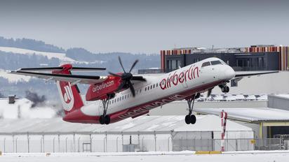 D-ABQK - Air Berlin de Havilland Canada DHC-8-400Q / Bombardier Q400