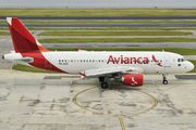 PR-AVC - Avianca Brasil Airbus A319 aircraft