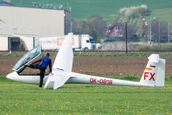 OK-0818 - Aeroklub Czech Republic Rolladen-Schneider LS8