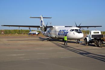 VQ-BLH - UTair ATR 72 (all models)