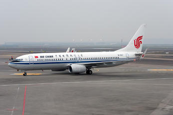 B-1527 - Air China Boeing 737-800