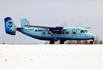 RA-41904 - Alrosa Antonov An-38