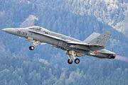 15-33 - Spain - Air Force McDonnell Douglas F-18C Hornet aircraft