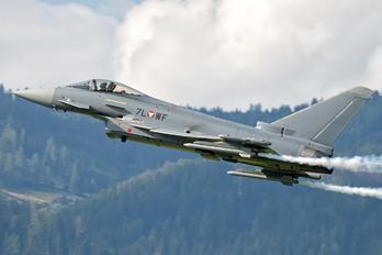 7L-WF - Austria - Air Force Eurofighter Typhoon S
