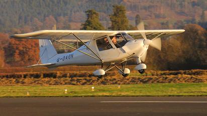 G-DAGN - Dragon Wings Microlights Ikarus (Comco) C42