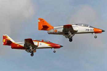 E.25-80 - Spain - Air Force Casa C-101EB Aviojet