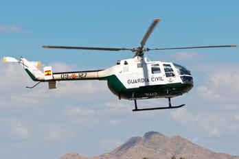 HU.15-68 - Spain - Guardia Civil MBB Bo-105CB