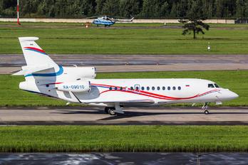 RA-09010 - Gazpromavia Dassault Falcon 7X