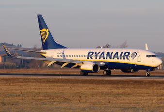 EI-DPD - Ryanair Boeing 737-800