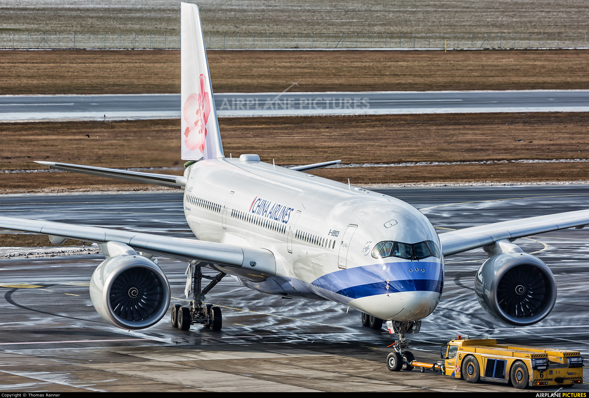 B-18903 - China Airlines Airbus A350-900 At Vienna - Schwechat