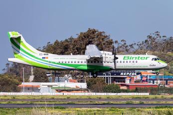 EC-MMM - Binter Canarias ATR 72 (all models)