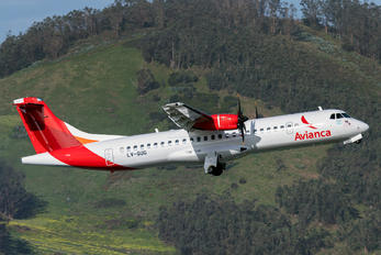 LV-GUG - Avianca ATR 72 (all models)