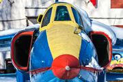 163 - Romania - Air Force IAR Industria Aeronautică Română IAR 93MB Vultur aircraft