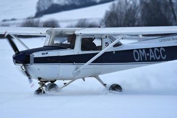 OM-ACC - SkyService Flying School Cessna 150
