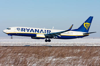 EI-FRV - Ryanair Boeing 737-8AS