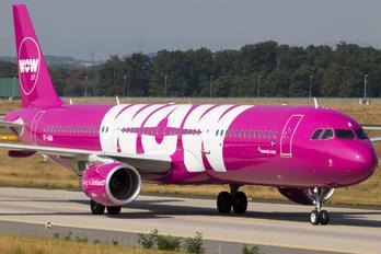 TF-GMA - WOW Air Airbus A321