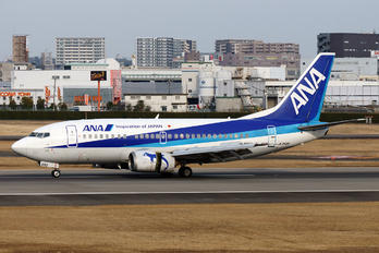 JA358K - ANA - All Nippon Airways Boeing 737-500