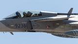Czech - Air Force SAAB JAS 39C Gripen 9236 at Zaragoza airport