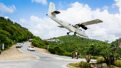 F-OIJY - Air Antilles Express de Havilland Canada DHC-6 Twin Otter
