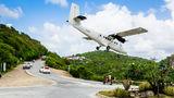 Air Antilles Express de Havilland Canada DHC-6 Twin Otter F-OIJY at Saint-Barthélemy - Gustaf III airport