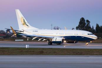 B-09590 - Private Boeing 737-700 BBJ