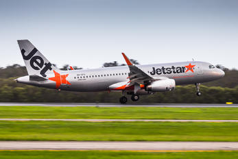 VH-VFU - Jetstar Airways Airbus A320