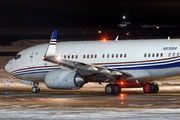 N836BA - Boeing Company Boeing 737-700 BBJ aircraft