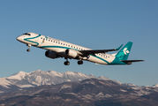 I-ADJR - Air Dolomiti Embraer ERJ-195 (190-200) aircraft