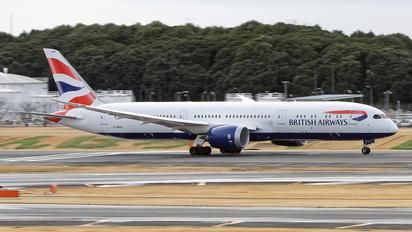 G-ZBKI - British Airways Boeing 787-9 Dreamliner